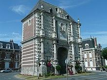 La porte Notre-Dame