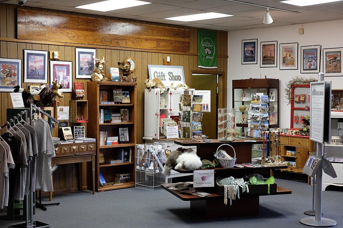 Com Gift Shop