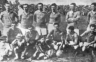 San Lorenzo de Almagro - The team that won a new championship for the club in 1924.
