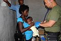 Canada, Colombia and US medical team completes first mission in Petite Desdunes, Haiti 110419-A-NK476-017.jpg