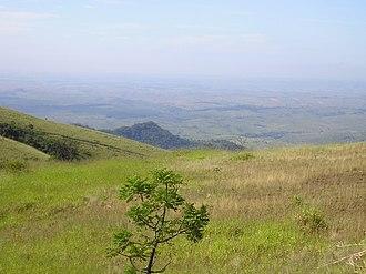 Serra da Canastra National Park - Image: Canastra