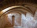 Capella inferior de sant Martí, cartoixa de Valldecrist, Altura.JPG