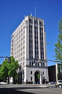 Capitol Center (Oregon) United States historic place