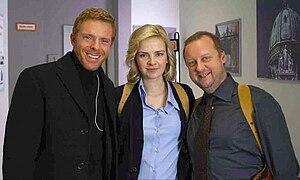 Inspector Rex - Kaspar Capparoni with Denise Zich and Martin Weinek
