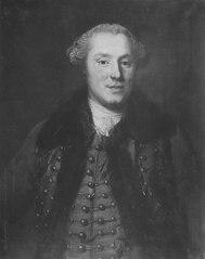 Carl Johan Drufva, 1732-1802