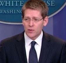 Jay Carny White House Spokesman