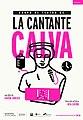 """Cartel anunciante de la representación de la obra de """"La Cantante Calva"""" por el Grupo de Teatro de la Universidad de Cantabria..jpg"""