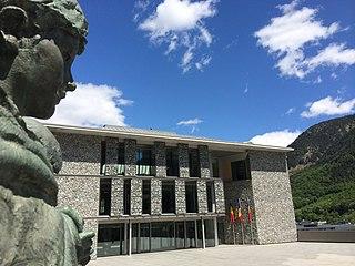 Andorra la Vella Capital of Andorra
