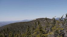 Cascade Mountain from Porter Mountain April 2013.jpg