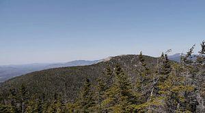 Cascade Mountain (New York) - Cascade Mountain, from Porter Mountain