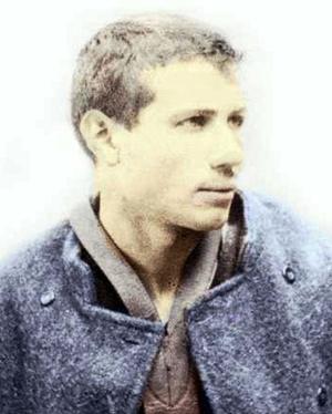 Sante Geronimo Caserio - French police picture of Caserio