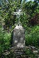 Castanet-le-Haut croix (1926).JPG