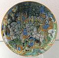 Casteldurante, scena di battaglia, XVI sec.JPG