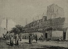 Castle of the Ram Kal'at-el-Kebsh (c.1830) - TIMEA.jpg