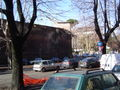Castra Praetoria Round corner.JPG