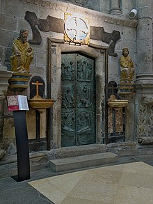 Other Holy Doors canonically designated by the Holy See[edit] & Holy door - Wikipedia