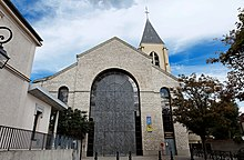 Cathedrale Sainte Genevieve Nanterre Ville