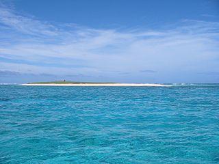 Cato Reef reef in Australia