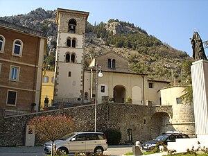 Sora, Lazio - Image: Cattedrale di Sora