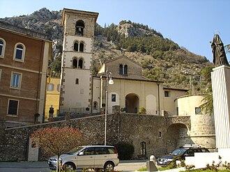 Sora, Lazio - Cathedral.