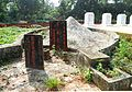 Cemetery in Golden Bull Mountain Ridge Park, Haikou 04.jpg