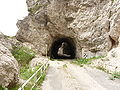 Centa San Nicolò-Valico della Fricca-old tunnel 8.jpg