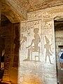 Central Hall, Temple of Hathor and Nefertari, Abu Simbel, AG, EGY (48016723893).jpg
