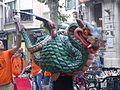 Cercavila menuda 2013 - 03 Bufarot - petit drac d'Igualada.JPG