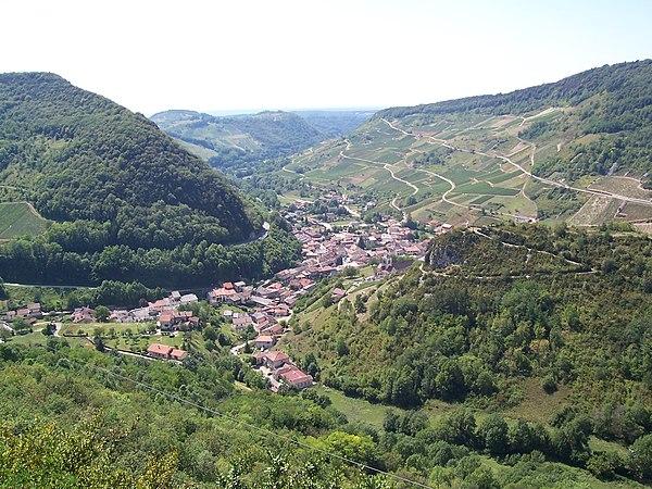 Photo de la ville Cerdon