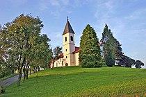 Cerkev svetega Kozme in Damijana, Kuzma.jpg