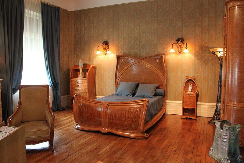 File chambre coucher wikimedia commons for Nouveau decoration maison