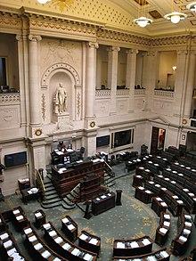 Lijst van belgische volksvertegenwoordigers 1831 2002 wikipedia - Kamer van water in de kamer ...