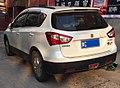 Chang'an-Suzuki S-Cross rear (China) 11.28.17.jpg