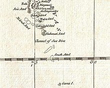 Channel of Sua Diva1784 D'Anville Wall Map of Asia - Geographicus - Asia-anville-1794.jpg