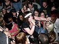 Chantal Claret in Orlando in the crowd.jpg