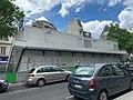 Chantier Ligne 11 Métro Boulevard Villette Paris 1.jpg