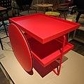 Chariot mobile table by Gamfratesi in 2012.jpg