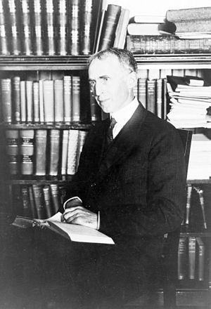 Brookwood Labor College - Charles A. Beard was one of Brookwood's most famous faculty members.