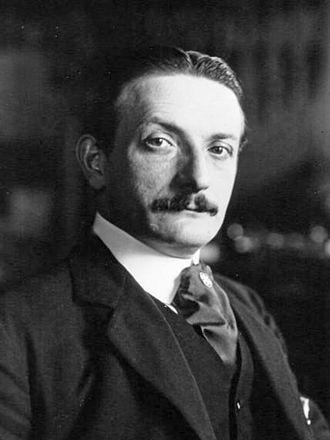 Charles Daniélou - Daniélou in 1914