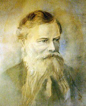 Charles Davidson Bell - Charles Davidson Bell self-portrait