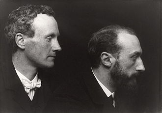 George Charles Beresford - Image: Charles Haslewood Shannon; Charles de Sousy Ricketts by George Charles Beresford