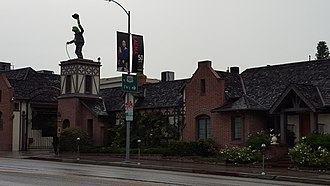 Jim Henson Company Lot - Henson Studios Main Gate