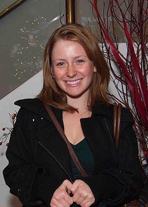 Charlotte Arnold - Arnold at the 2010 Gemini Awards