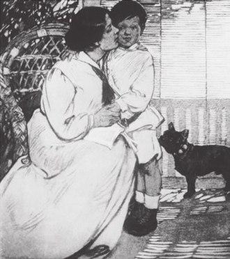 Charlotte Harding - Image: Charlotte Harding, Algy, 1905