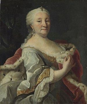 William, Landgrave of Hesse-Philippsthal-Barchfeld - His wife Prinzessin Charlotte Wilhelmine von Anhalt-Bernburg-Schaumburg-Hoym