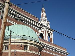 Charlton Avenue (Hamilton, Ontario) - Central Presbyterian Church