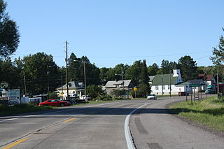 Chassell Township, Michigan Civil township in Michigan, United States