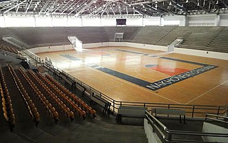 2012 FIFA Futsal World Cup - Image: Chatchai Hall