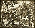Chauveau - Fables de La Fontaine - 05-19. Le Lion s'en allant en guerre.jpg