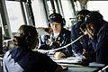 Checking the navigational chart DVIDS132745.jpg